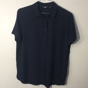 Uniqlo Short Sleeve Top Size M